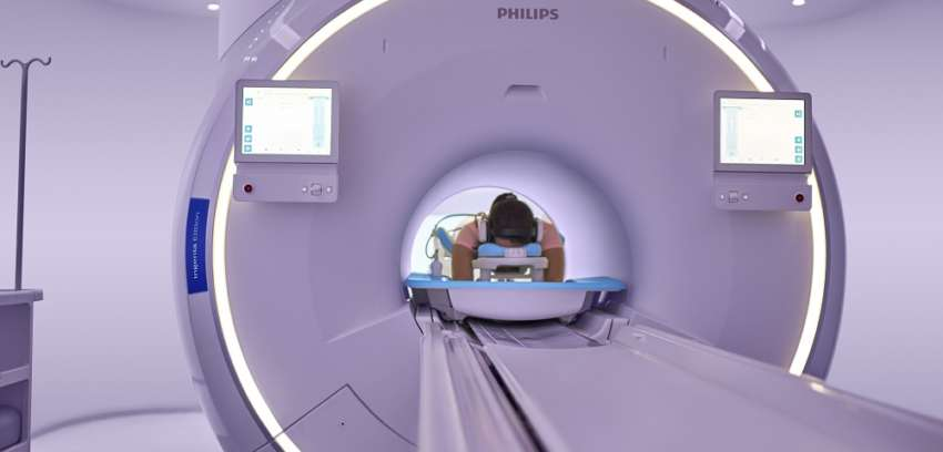 Philips Elution MR1 Installation Started
